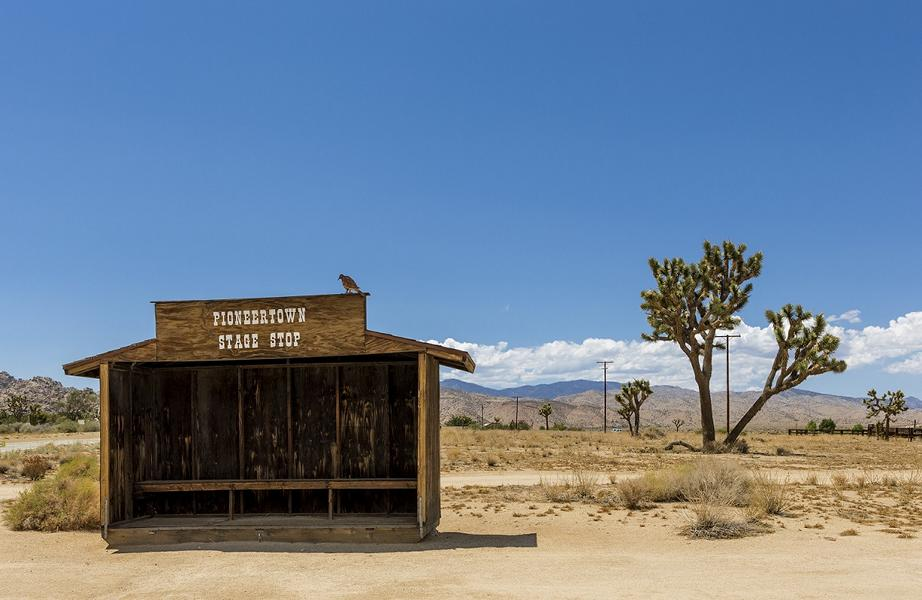 Pioneertown Stage Stop (c) Shutterstock
