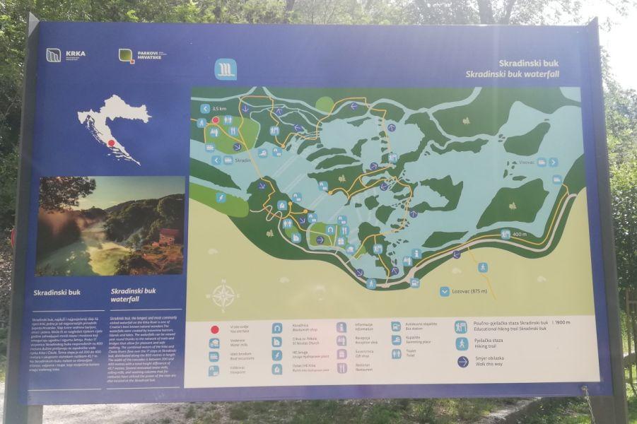 Krka Nationalpark (c)be-outdoor.de