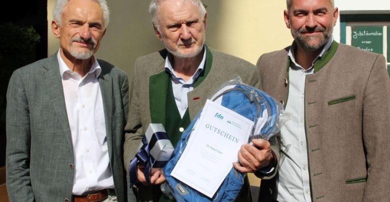 Photo of Verein der Freunde des Nationalparks Berchtesgaden – Wechsel an der Spitze