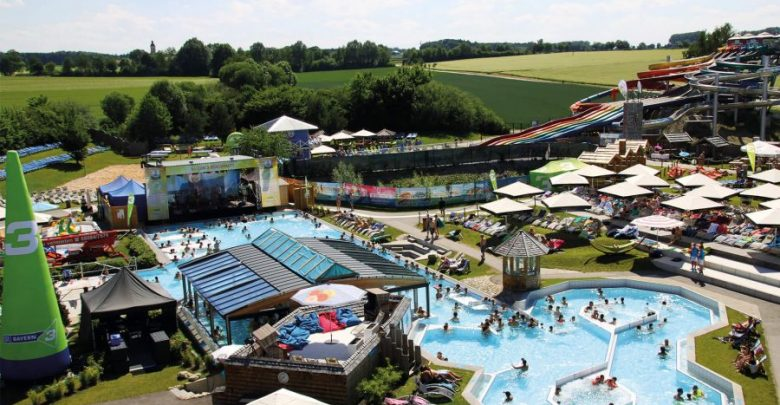 Photo of Sommerfest in der Therme Erding vom 12. – 14. Juli 2019