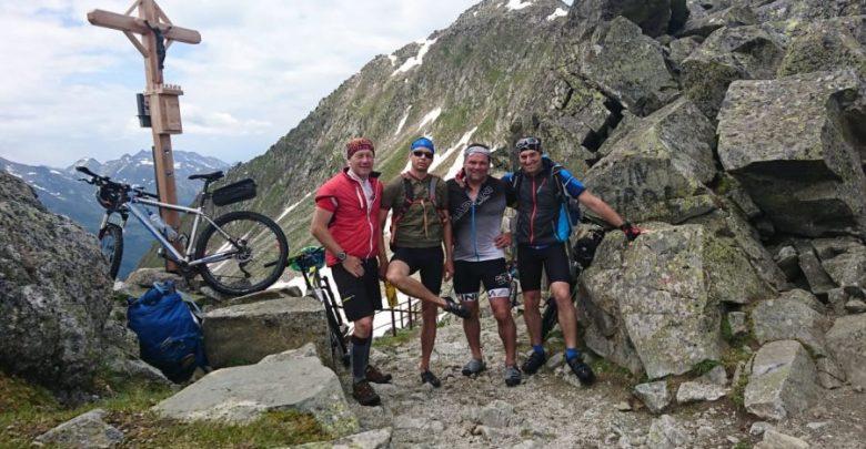 Photo of Alpencross – Von Berchtesgaden zum Gardasee