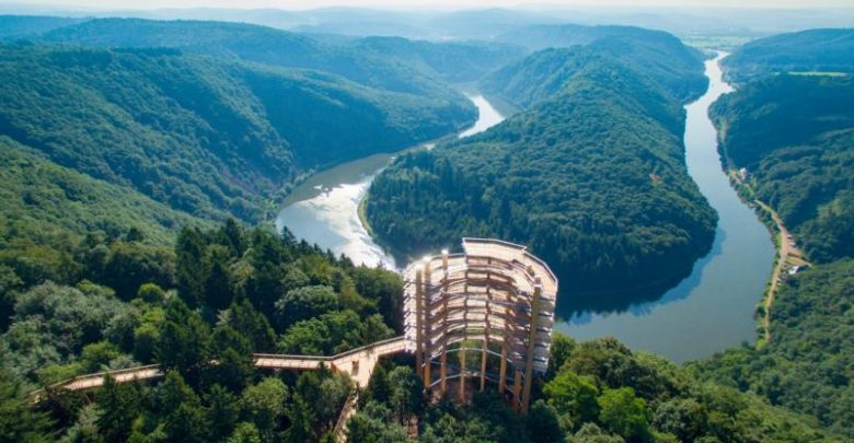 Photo of Die coolsten Freizeitparks in Deutschland – Die Baumwipfelpfade