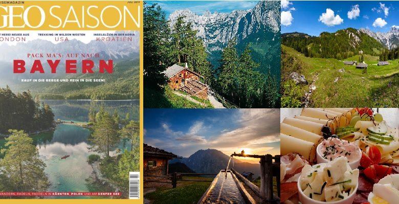 Photo of Ausgezeichnet – Geo Magazin präsentiert sechs besondere Almen