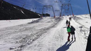 Photo of Eiszeit im Sommer – Wintersport im Hochsommer am Hintertuxer Gletscher