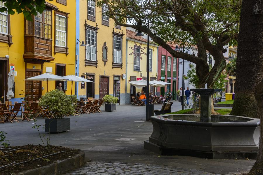 San Cristobal de La Laguna (c)hellocanaryislands.com
