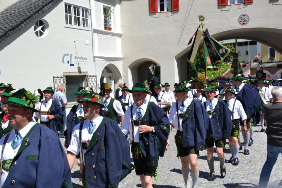 (c)Petra Sobinger - Trachtenjcahrtag