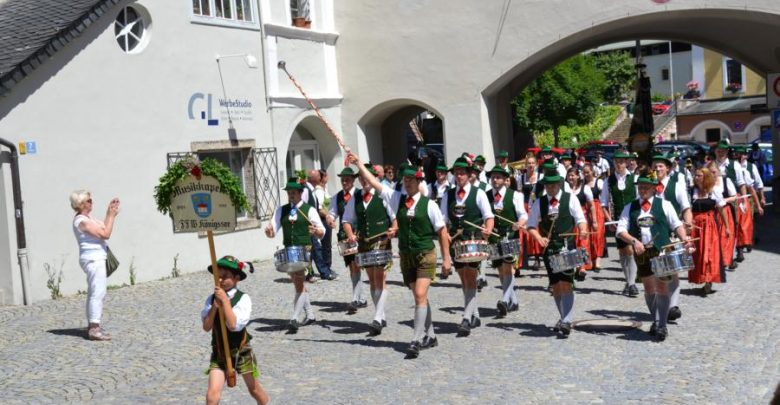 Photo of Trachtenjahrtag in Berchtesgaden