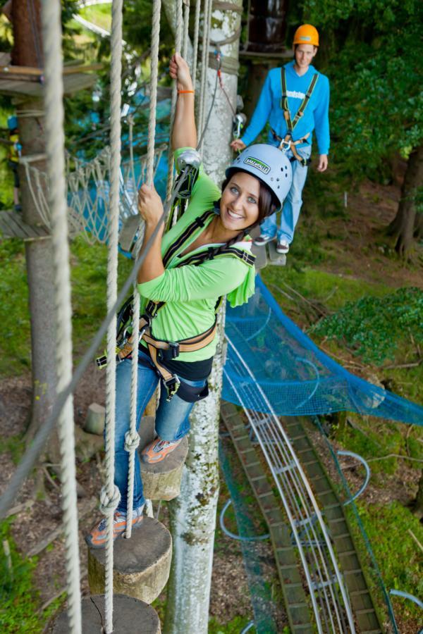 (c)Tiefblick Kletterwälder