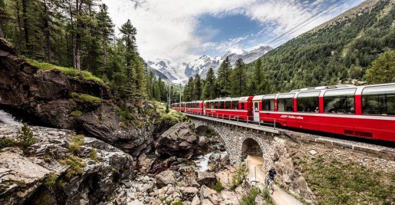 Photo of Rhätische Bahn – Gotthard-Bernina-Rundreise