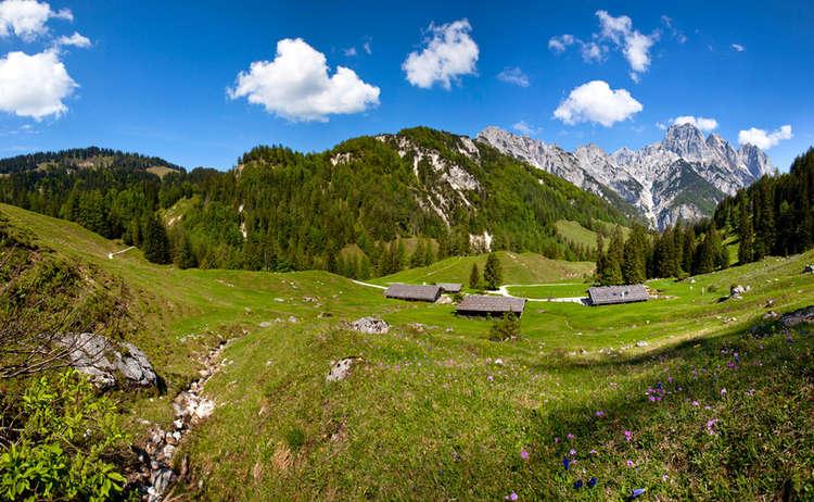 (c)Bindalm - Berchtesgadener Land