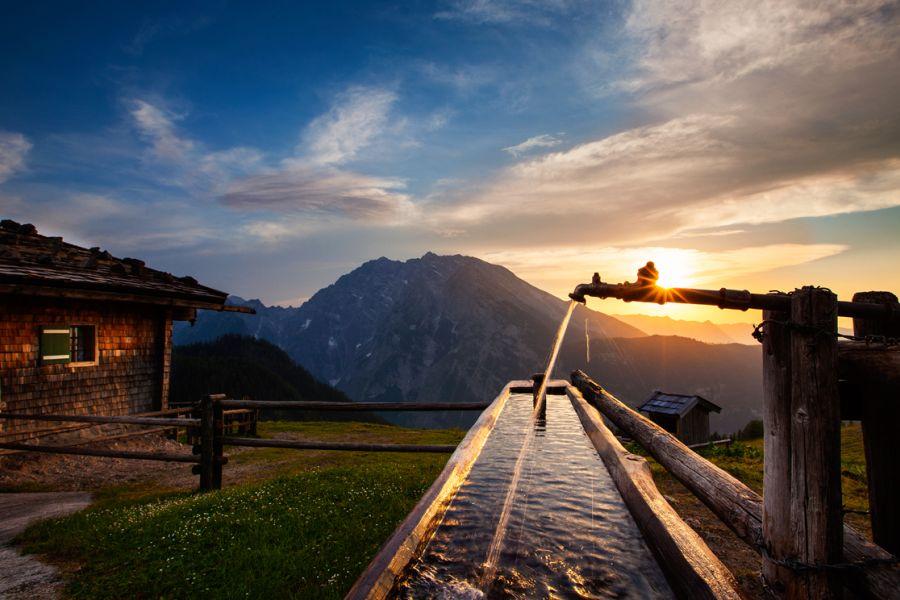(c)Priesbergalm/BGLT - Berchtesgadener Land