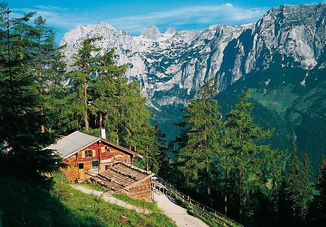 (c)Schaertenalm - Berchtesgadener Land