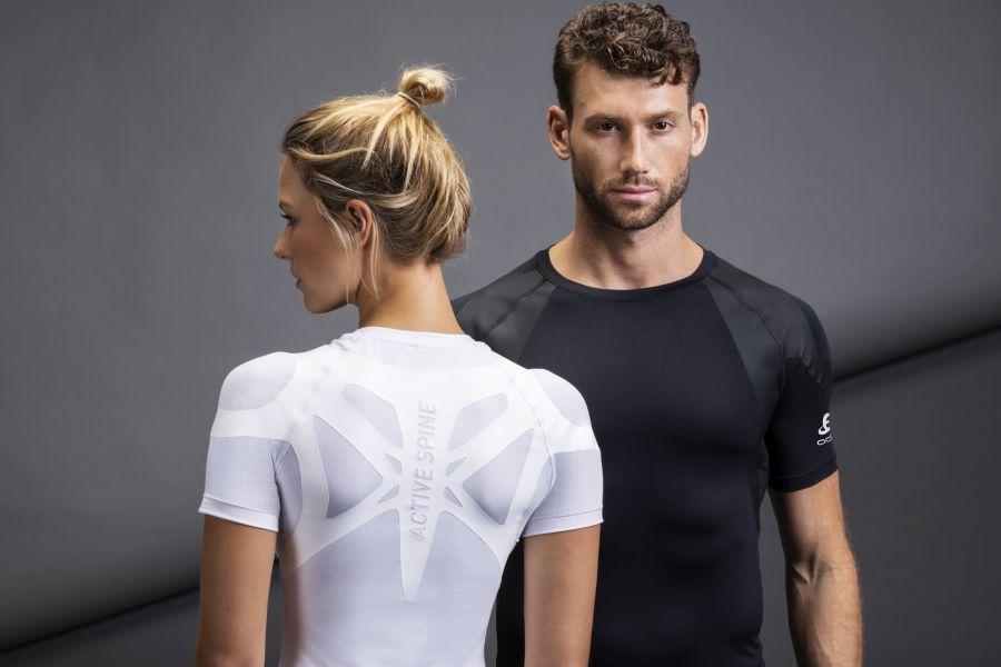 odlo - Active Spine vuh