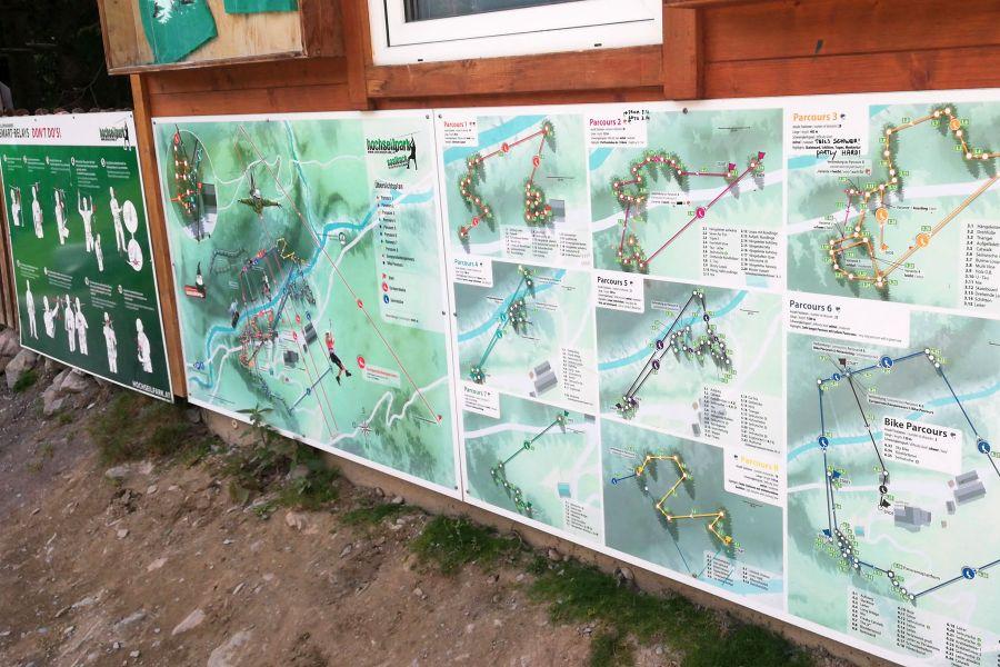 (c) be-outdoor.de - Talschluss Action in Saalbach Hinterglemm
