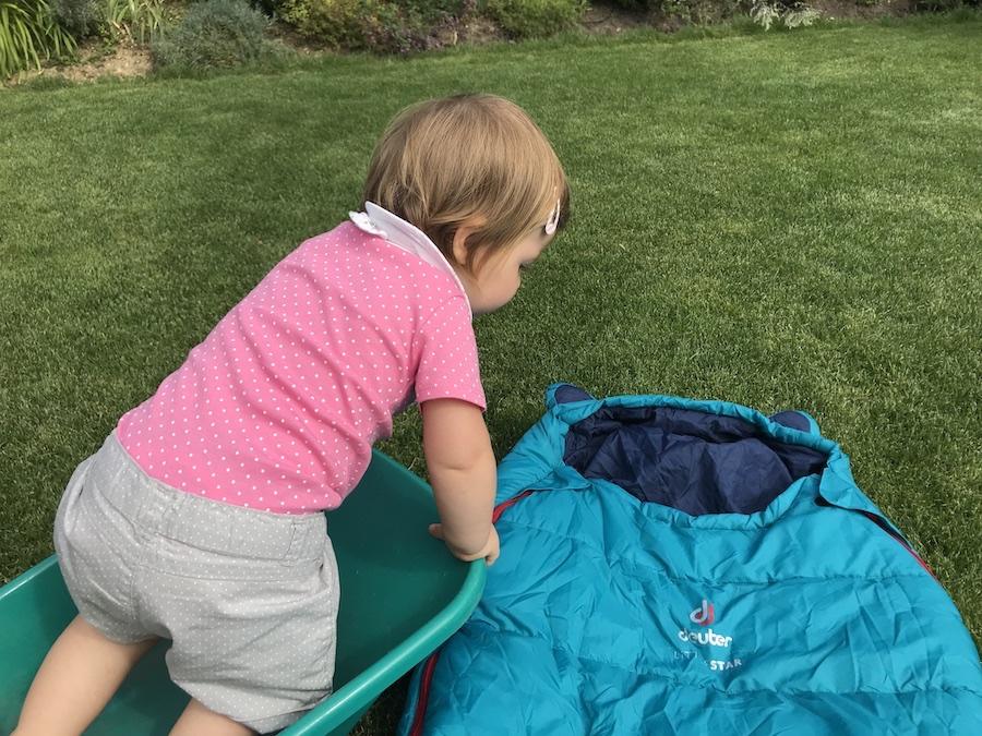 Deuter Little Star (c)be-outdoor.de
