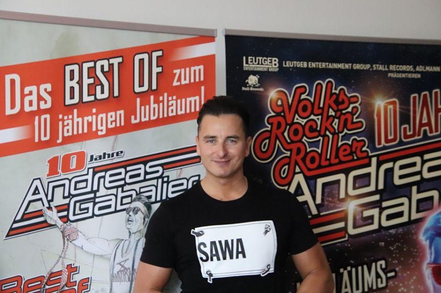 Andreas Gabalier - (c)be-outdoor.de - Stefan Poerschke