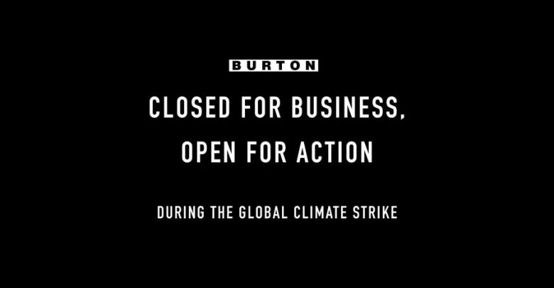 Photo of Burton – Closed for Business… Open for Action