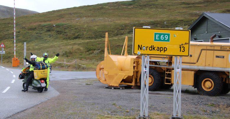 Photo of #ArcticVespa – mit der Vespa zum Nordkap