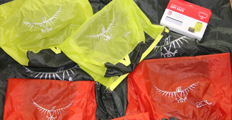 Photo of Produkttest – Osprey Dry Sacks