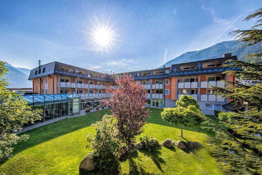 (c) Aktiv- und Wellnesshotel Zentral in Prad im Vinschgau