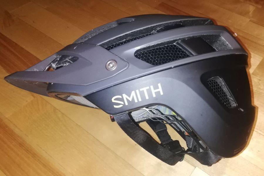 (c)Tim Sobinger - Produkttest Radhelm Smith Forefront 2