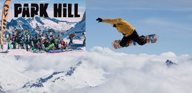 Photo of Hintertuxer Gletscher – Park Hill Snowboardcamp 2019