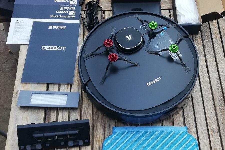 (c)be-outdoor.de - Ecovacs Robotics Deebot Ozmo 950