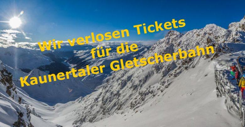 Photo of Tickets für den Kaunertaler Gletscher – Das sind die Gewinner