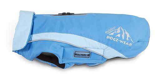 (c)Wolters Skijacke Dogz Wear riverside blue sky blue
