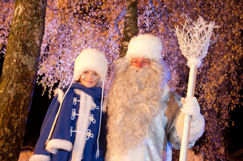 © Fotostudio Heimhuber, Sonthofen - Weihnachtsdorf Bad Hindelang