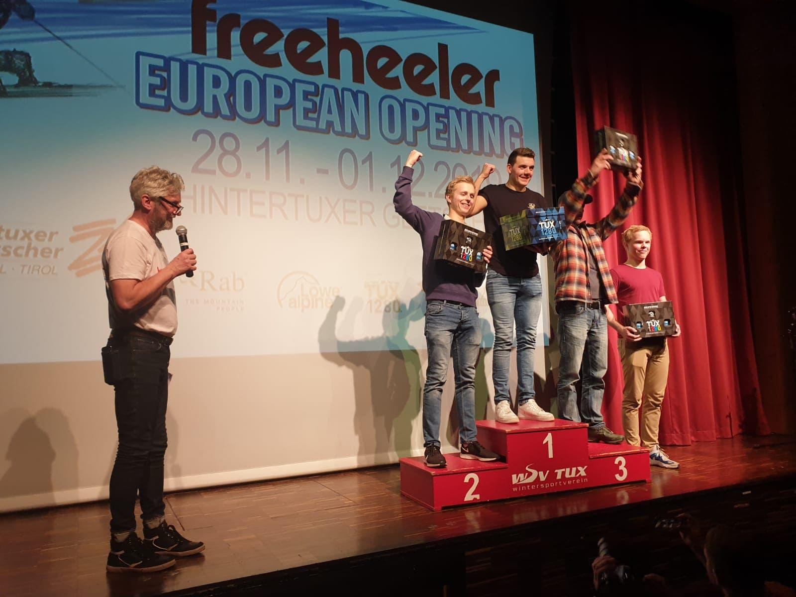 (c) Freeheeler European Opening Tag Zwei