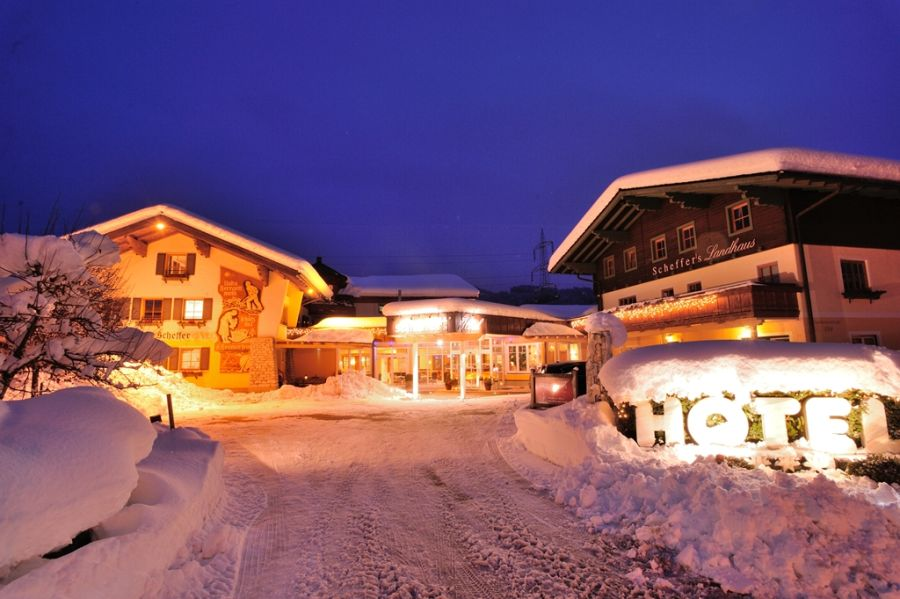 (c)Hotel Scheffers in Altenmarkt / Skiparadies Zauchensee