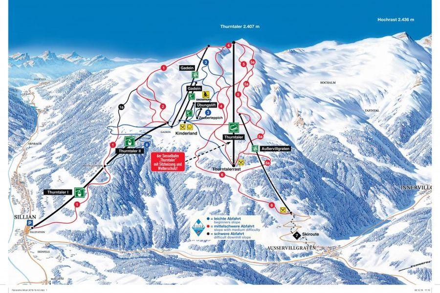 (c)Skizentrum Sillian im Hochpustertal