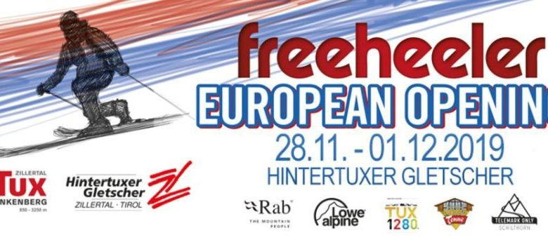 Photo of Freeheeler European Opening am Hintertuxer Gletscher