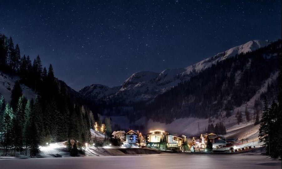 (c)Zauchensee Bergsee.Advent