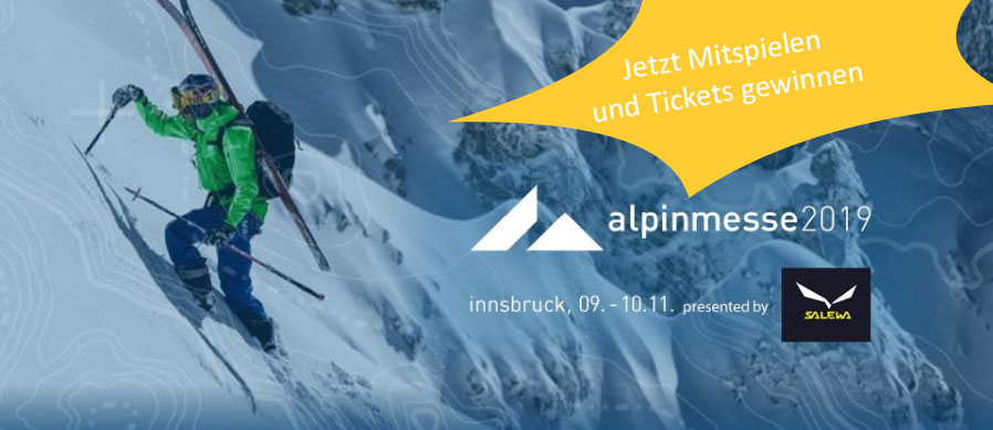 (c)Alpinmesse Innsbruck 2019