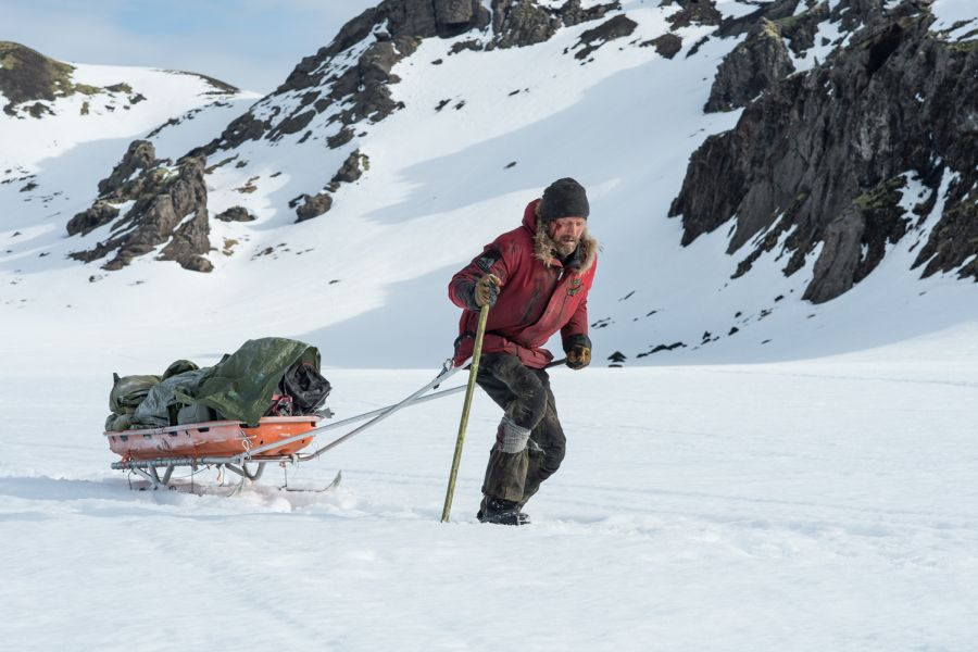 (c)Koch Films - Arctic mit Mads Mikkelsen