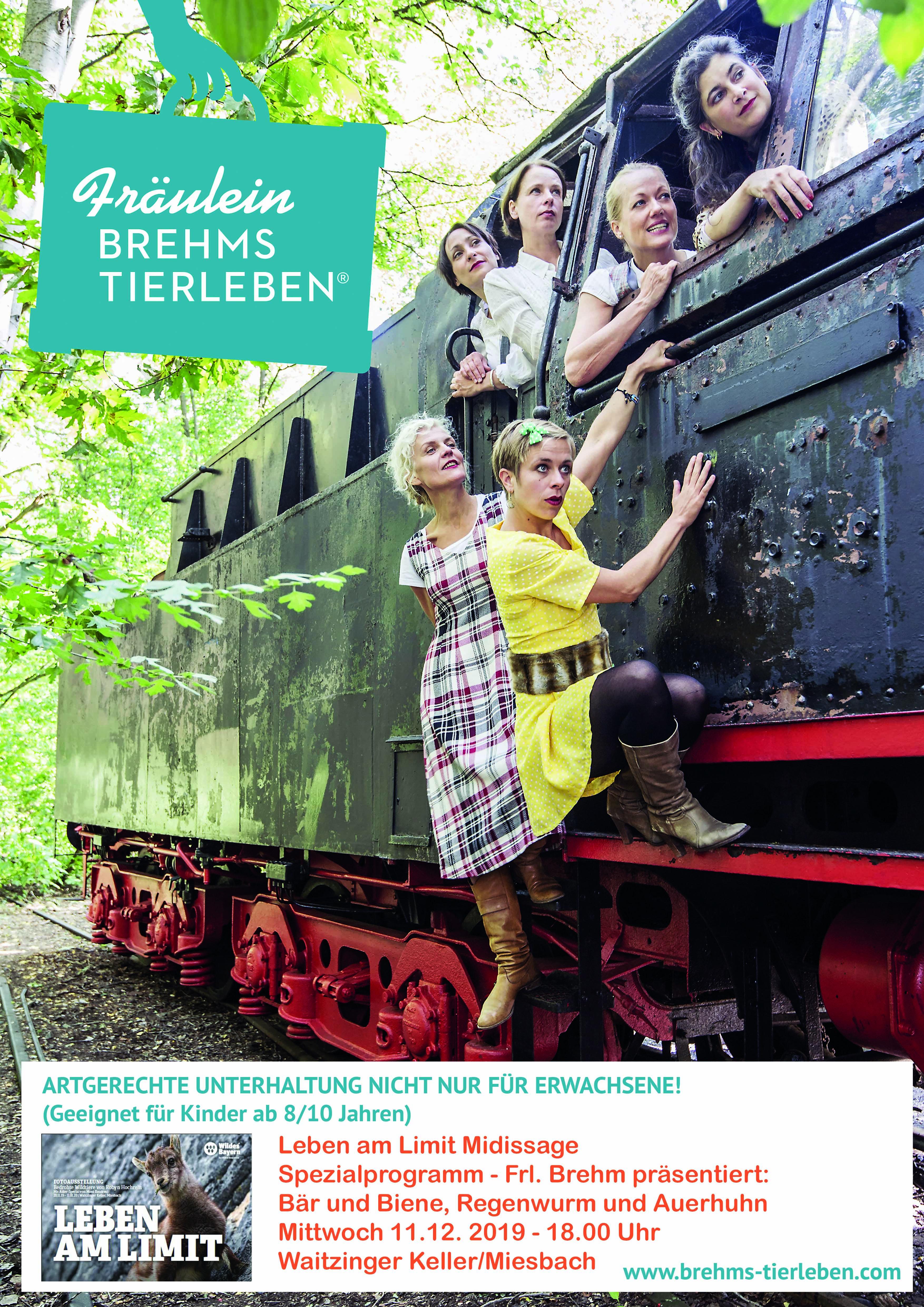 (c)Fräulein Brehm - Wildes Bayern