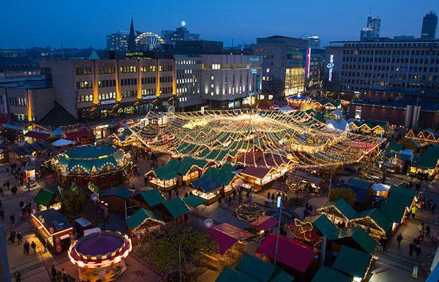Photo of Adventstipp 2019 – Weihnachtsmarkt Essen