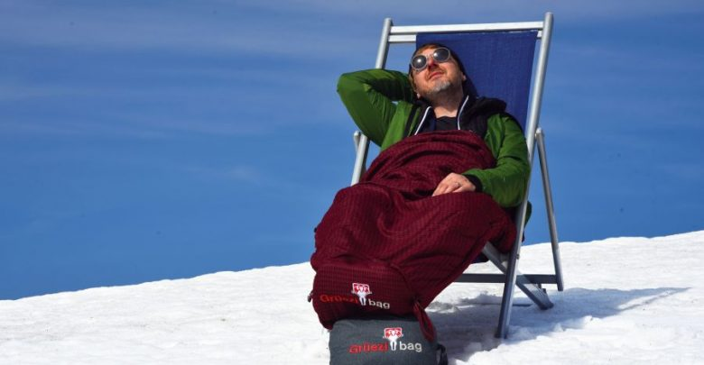 Photo of Gruezi Bag Feet Heater