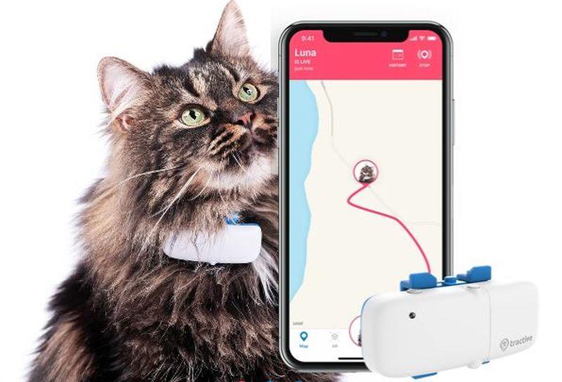 (c) Tractive GPS Tracker