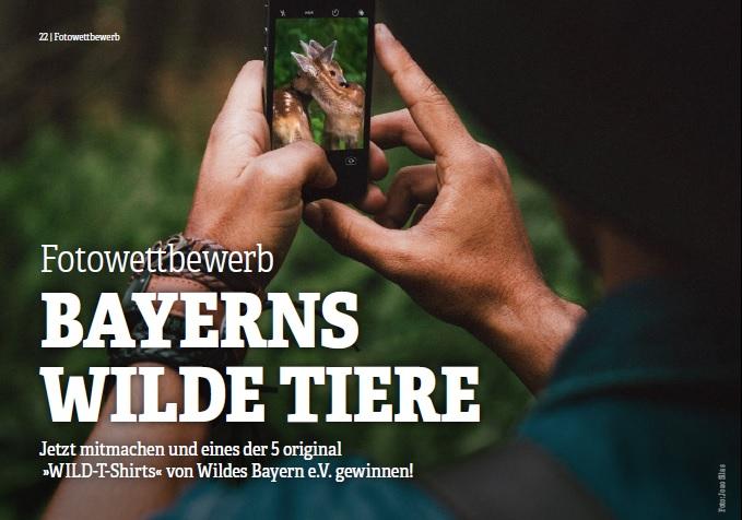 (c)Joao Silas - Fotowettbewerb Wildes Bayern e.V.