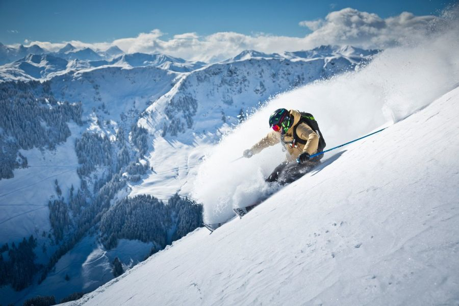 (c)Skizirkus Saalbach Hinterglemm