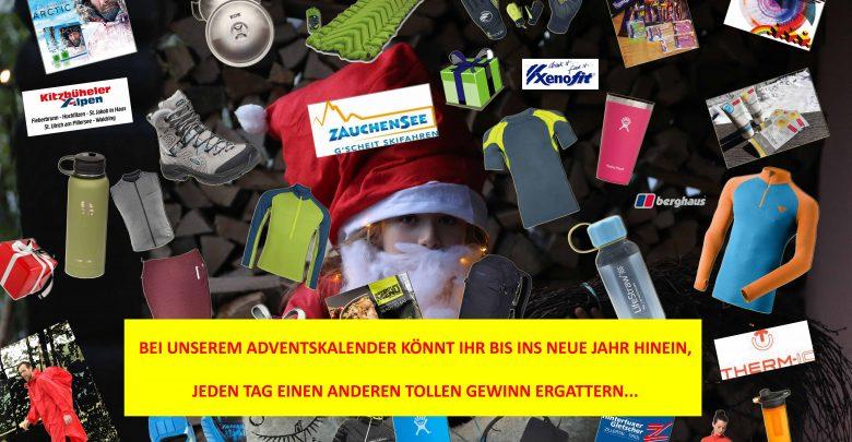 Photo of Adventskalender 2019 – Bis ins neue Jahr hinein tägliche Gewinnchancen