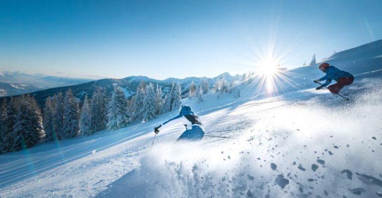 (c) Ski amadé