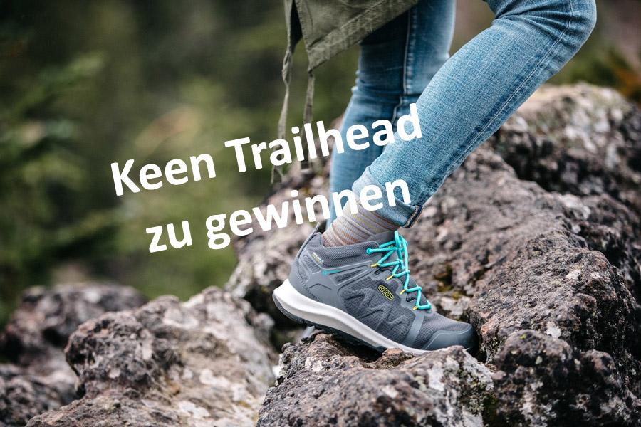 (c)Keen - Trailhead