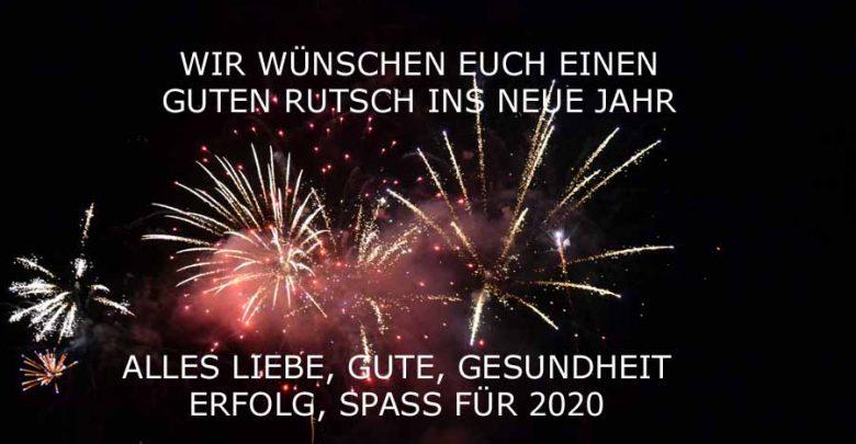 Photo of Einen guten Rutsch ins neue Jahr