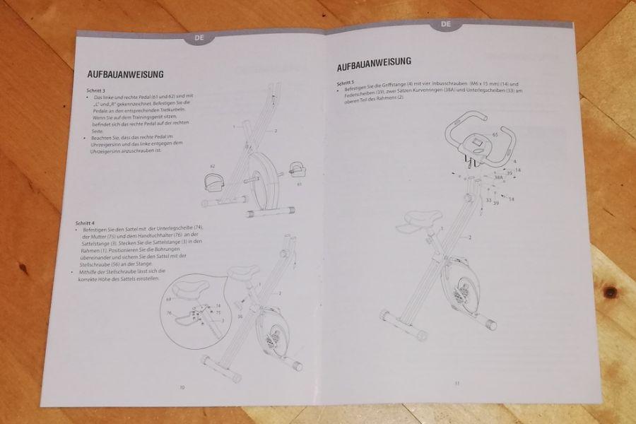 (c)be-outdoor.de - Wellactive F-Bike Starter