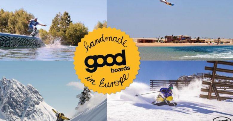 """Photo of goodboards – """"handmade"""" Qualität vom Ammersee"""