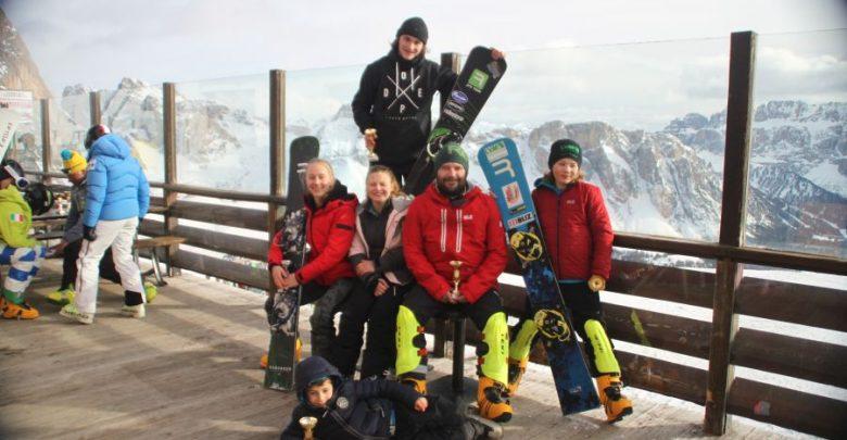 Photo of Erfolgreicher Auftakt des ERSA International Snowboard Cup